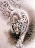 Tiger Tattoo - maybe not that detailed, but that's still a beautiful image.