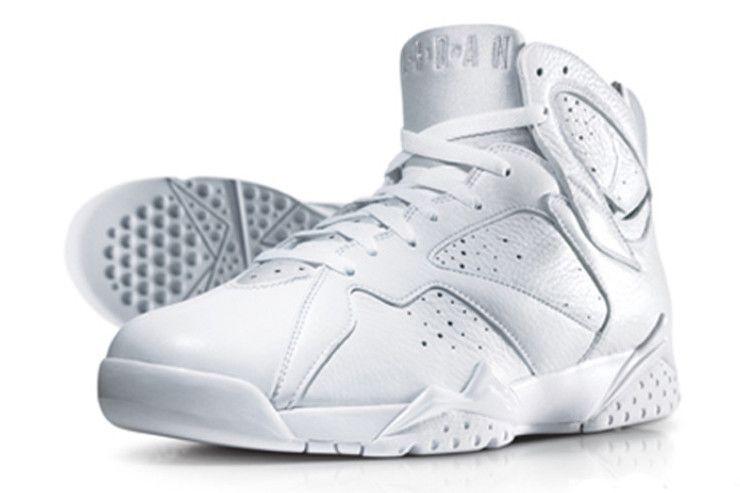 All-White Air Jordan Releasing Summer 2017