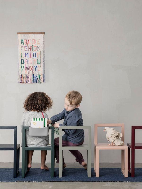 Little Architect Chair Bordeaux 2 Kinder Zimmer Kinder Mobel