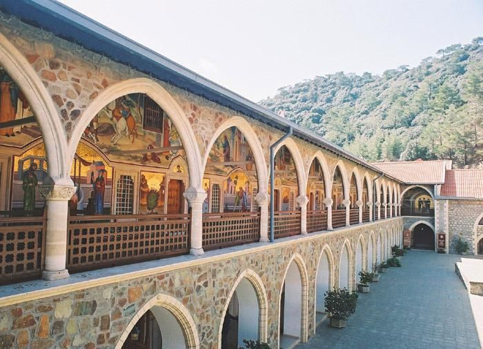 """Vaizdo rezultatas pagal užklausą """"kykkos monastery"""""""