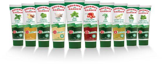 Love these Gourmet Garden fresh organic herbs, so convenient and ...