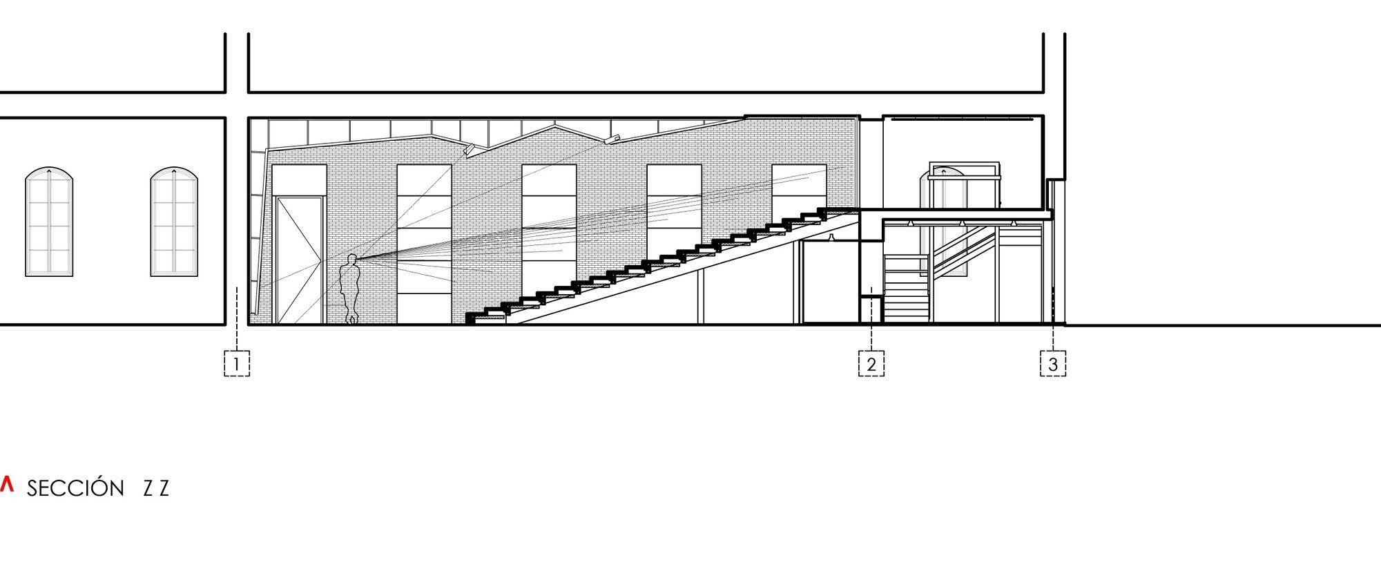 Galería - Rehabilitación Auditorio Facultad de Arquitectura y Urbanismo, Universidad de Chile / Rodrigo Aguilar - 16