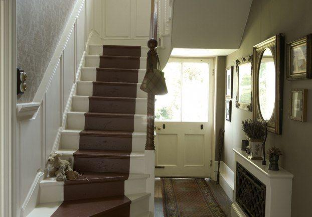 Awesome foyer!