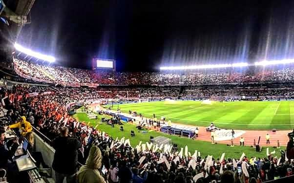Semana de Copa Libertadores. #CopaLibertadores #Monumental #FutbolFemenino #VamosRiver...