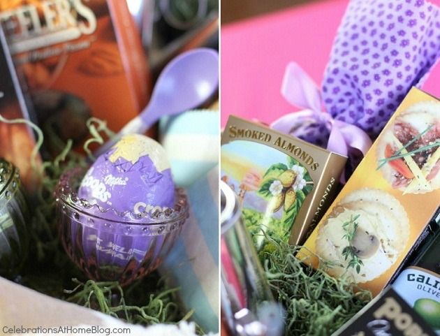 Ideas for easter baskets easter gift baskets basket ideas and easter ideas for easter baskets negle Images