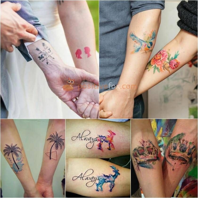 Best 50 Couple Tattoos Best Couple Tattoos Ideas With Photos Best Couple Tattoos Matching Tattoos Couple Tattoos Unique