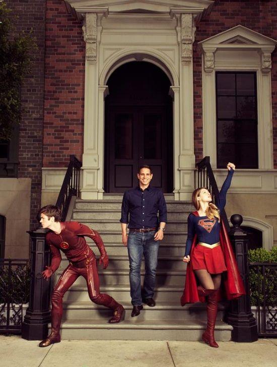 El Solitario De Providence The Flash Clip Del Episodio 1x23 Fast Enough The Flash Y Supergirl Compa Superhéroes Dc Series De Superheroes Flash Y Supergirl