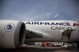 Air France Boeing 747-400 freighter