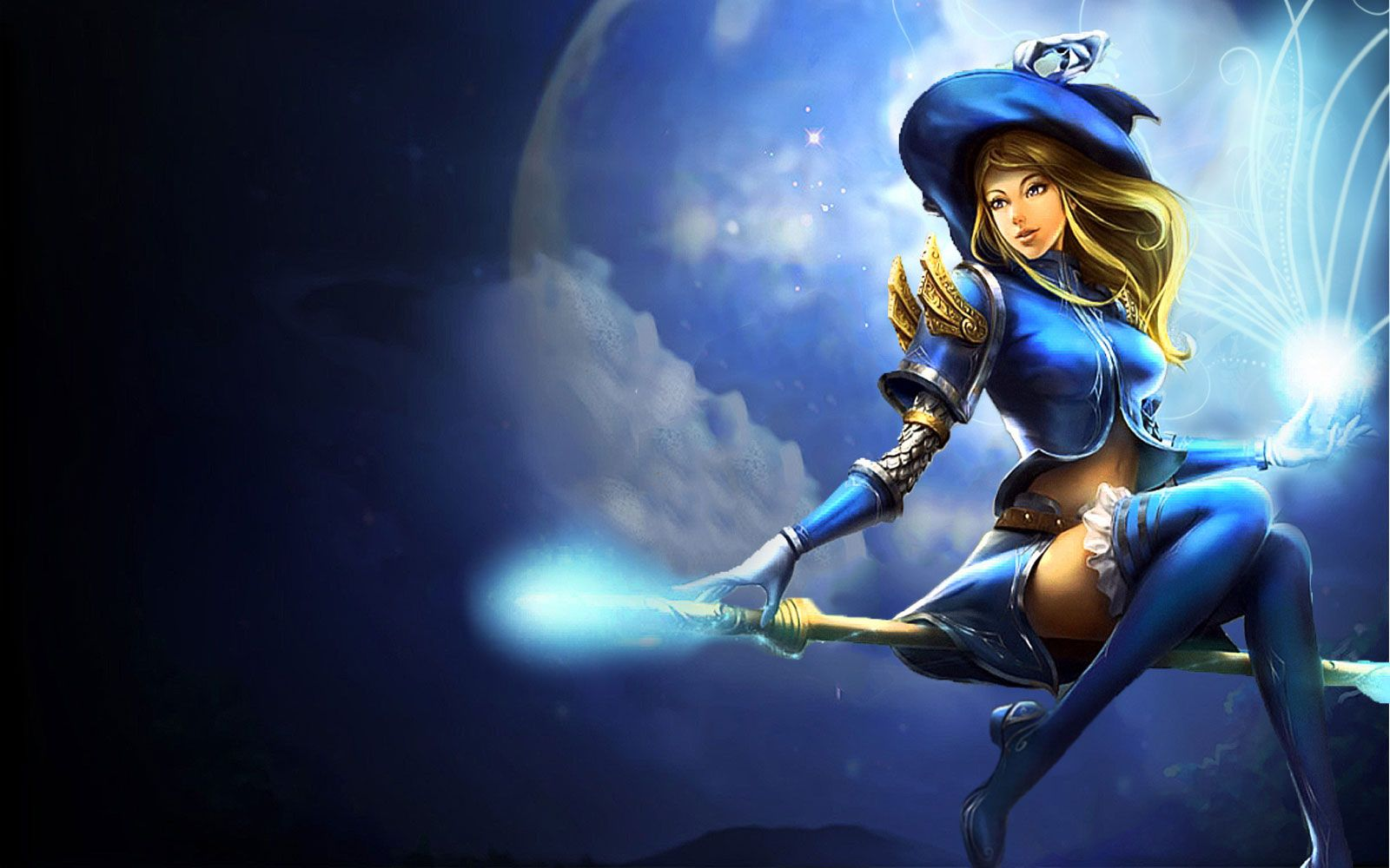 Video Game League Of Legends Lux Wallpaper League Of Legends