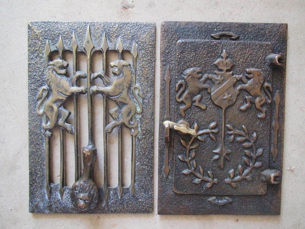Antique Lion Gothic Tudor Craftsman Speakeasy Door Viewer Knocker Peephole & Antique Lion Gothic Tudor Craftsman Speakeasy Door Viewer Knocker ...