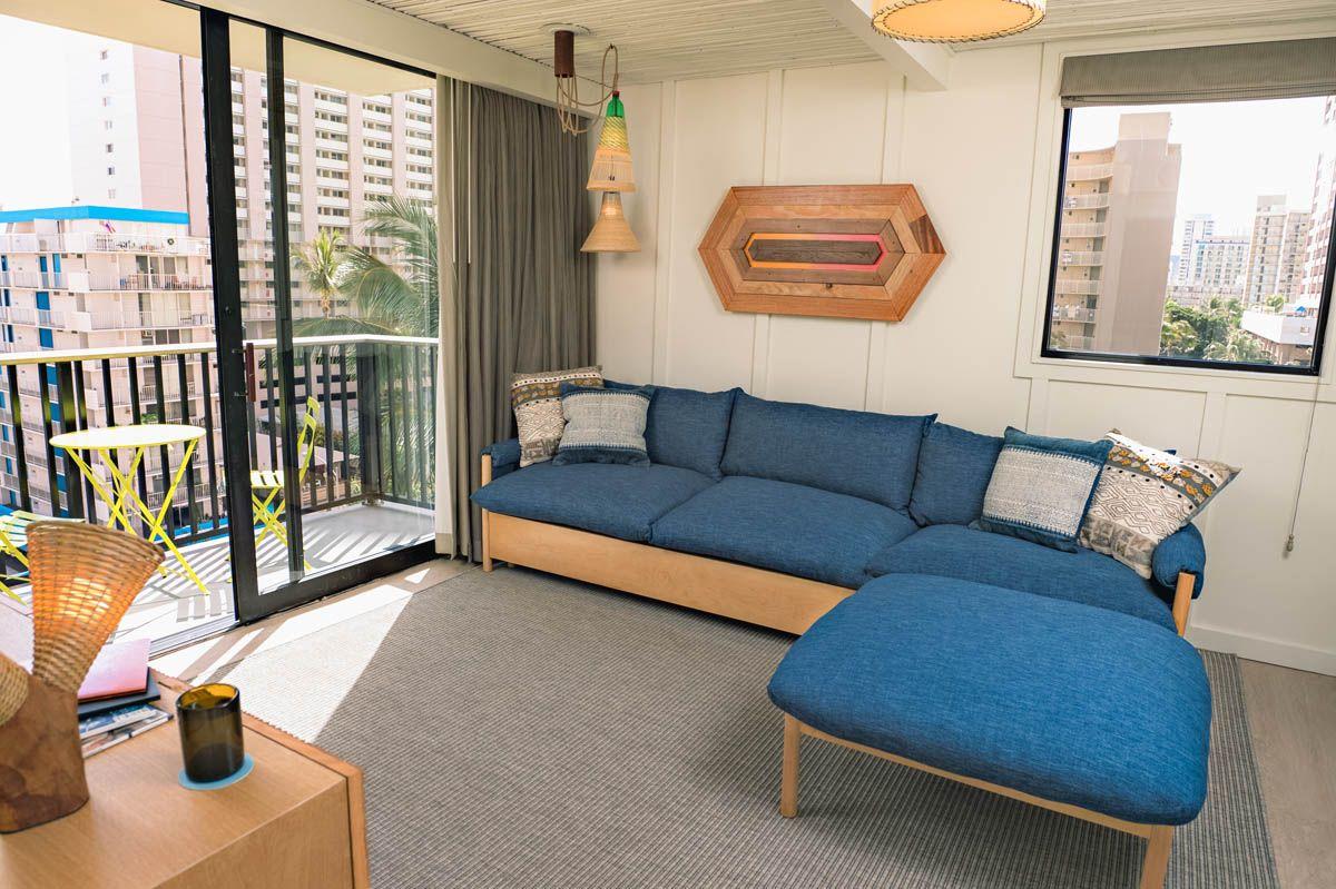 Waikiki Boutique Hotel Surfjack Photo Gallery