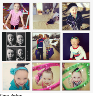 I just turned my Instagrams into magnets with #Sticky9! Get 15% off your order with FRIENDWCRL