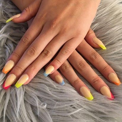 pinsansa tran on nail design collections idea with