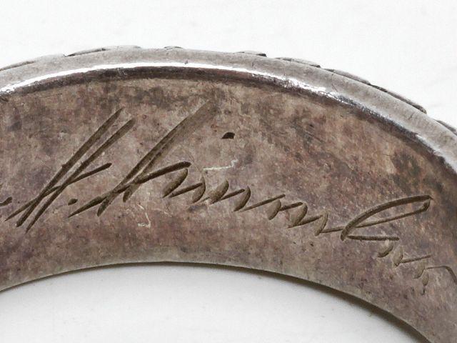 Totenkopf Ring, Höpfner