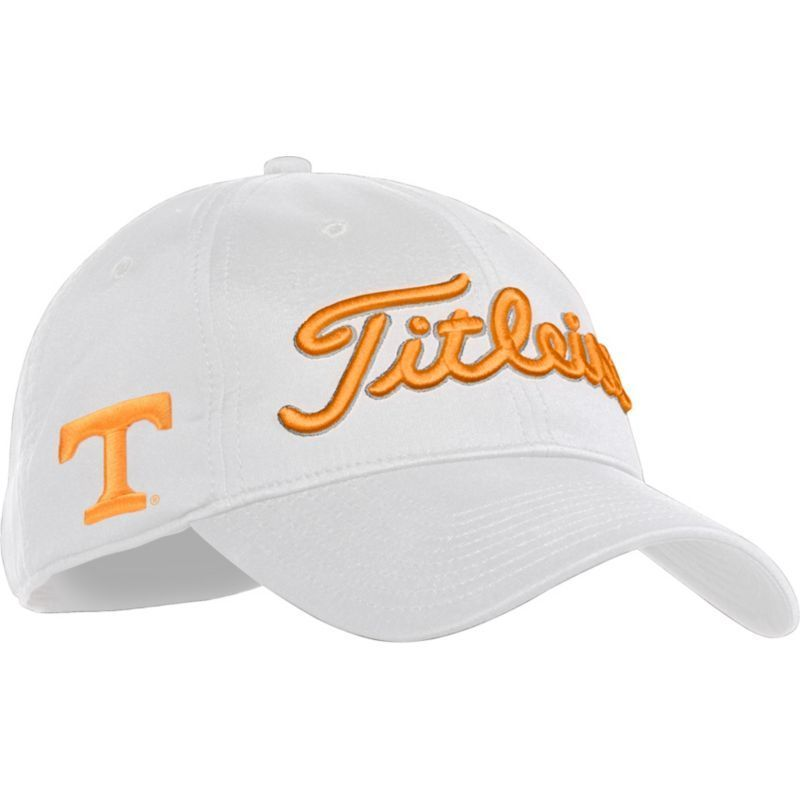 4a394b66 Titleist Men's Tennessee Performance Golf Hat, Orange | Golf Hat ...