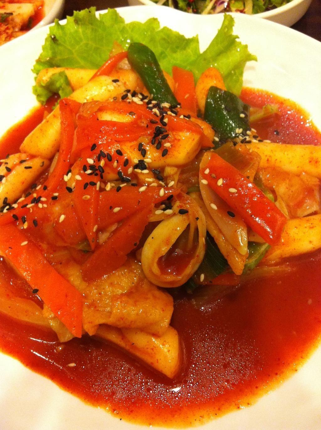 Korean food Things to do in Seoul