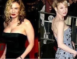 Famosos de hollywood antes y despues de adelgazar