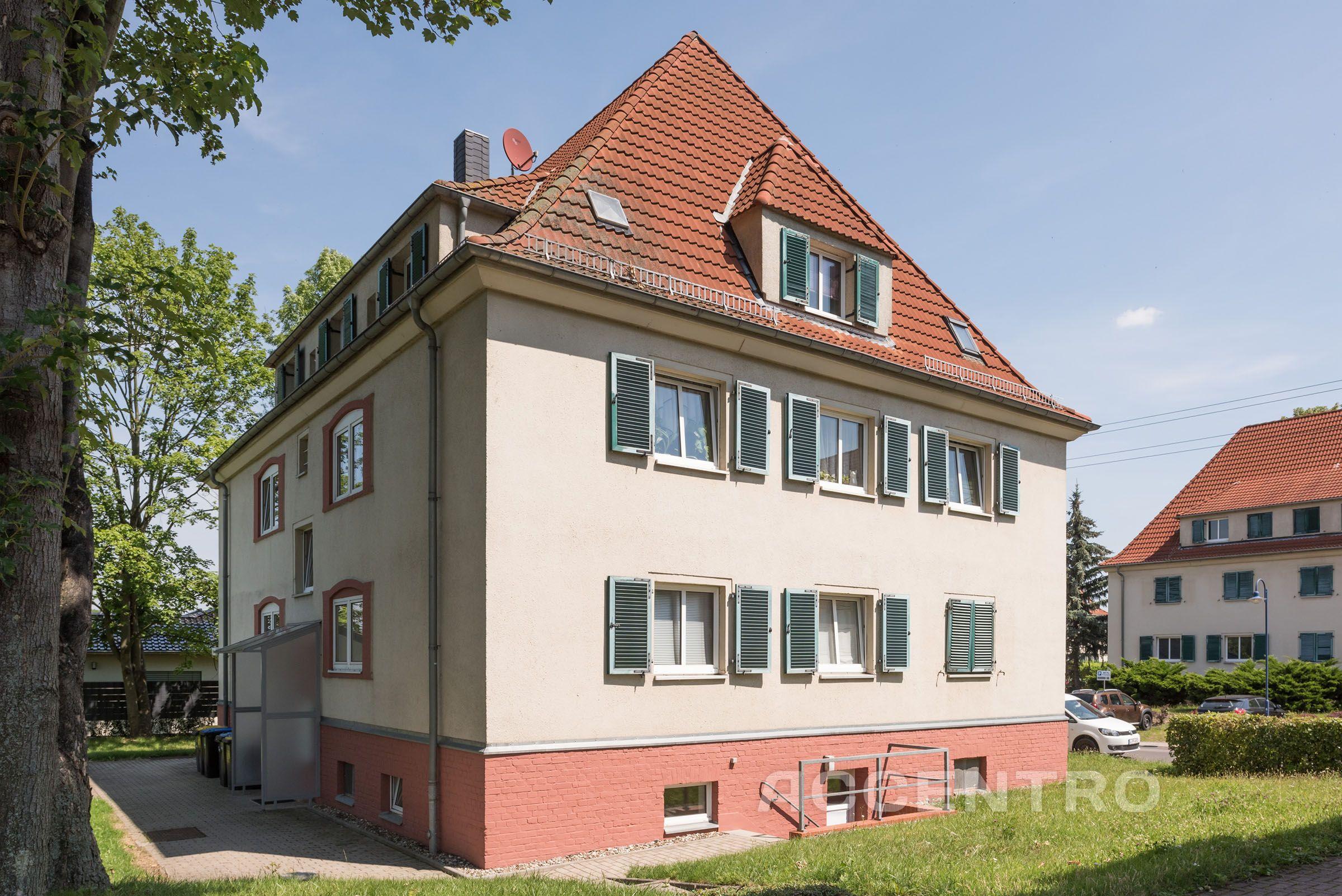 Eigentumswohnungen in der Beethovenstraße in Böhlen bei