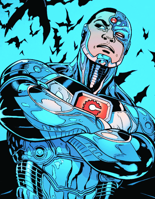 Batman And Robin 35 Dc Victor Stone Cyborg Dc Comics Dc
