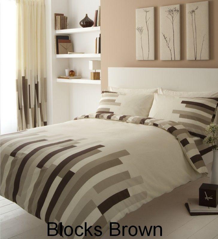 Cool Brown Quilt Cover Duvet Bedding Duvet Cover Sets Complete Bedding Set