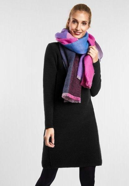 CECIL - Sportliches Struktur-Kleid in Black | Mode ...