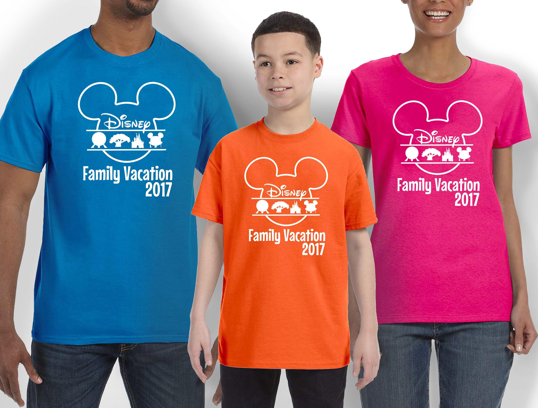 Disney Shirts For FamilyMatching Family Vacation TshirtDisney Shirt ShirtDisney
