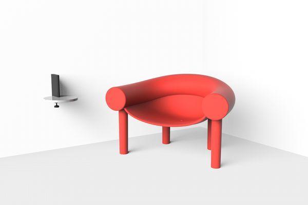 Sam Son Sessel aus Kunststoff   Furniture   Sessel, Hocker