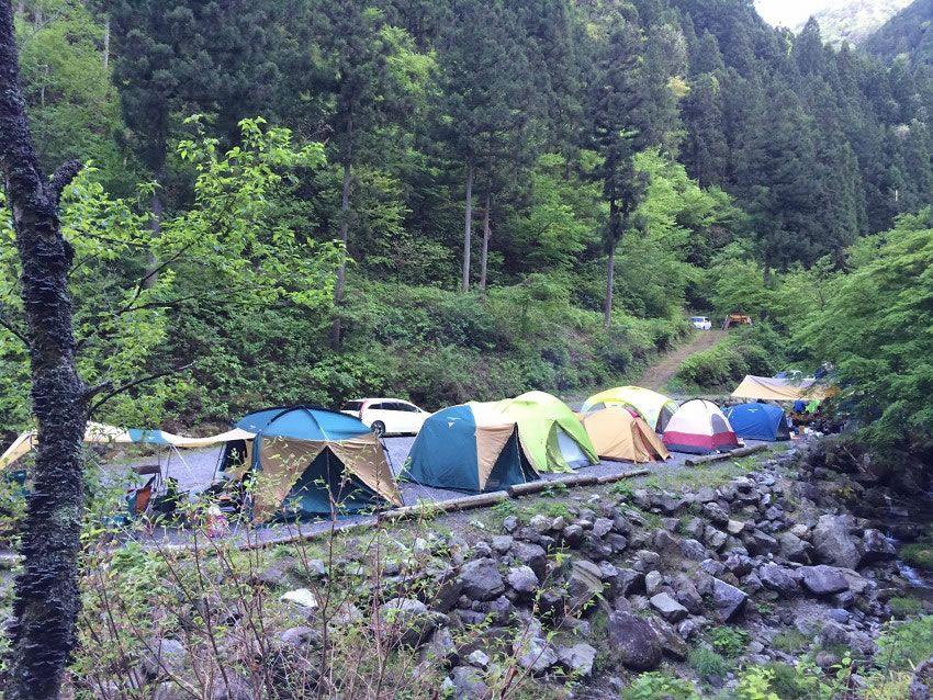 ボード キャンプ のピン