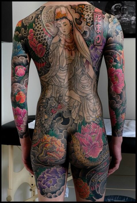 Pin by tebori on horimono the japanese full body tattoo for Japanese body tattoo