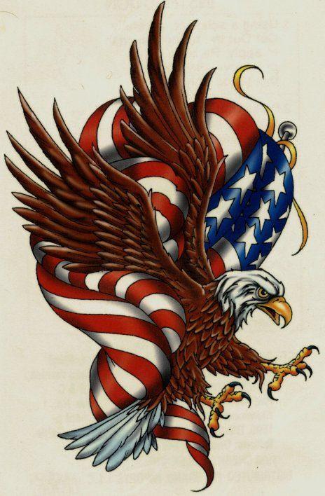 Patriotic Tattoo This Is What I Have Patriotic Tattoo Ideas