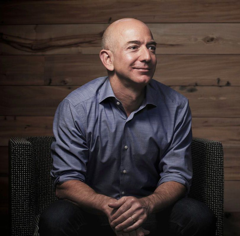Jeff Bezos Is Now The Richest Person In The World His First Job Was