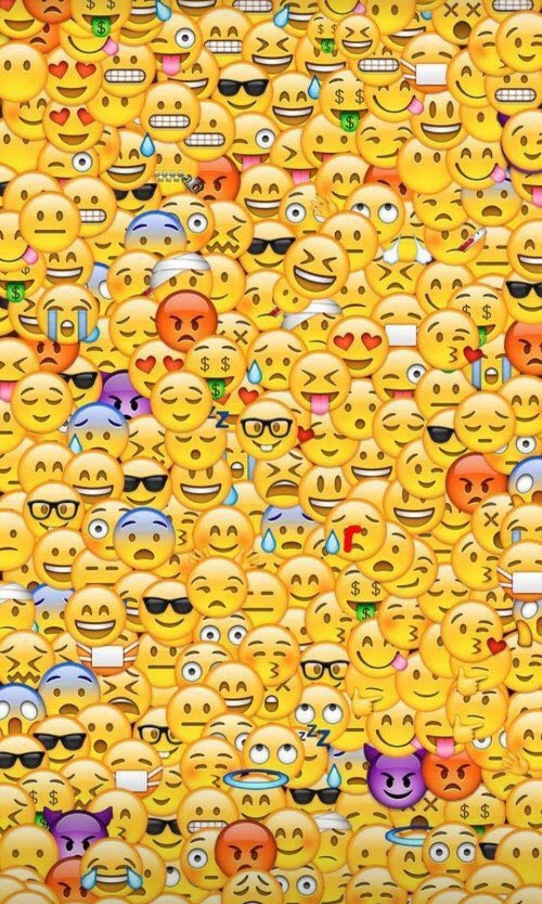 Sacma Sapan Hayaller Adli Kullanicinin En Guzel Duvar Kagitlari Panosundaki Pin Emoji Arkaplan Tasarimlari Retro Posterler