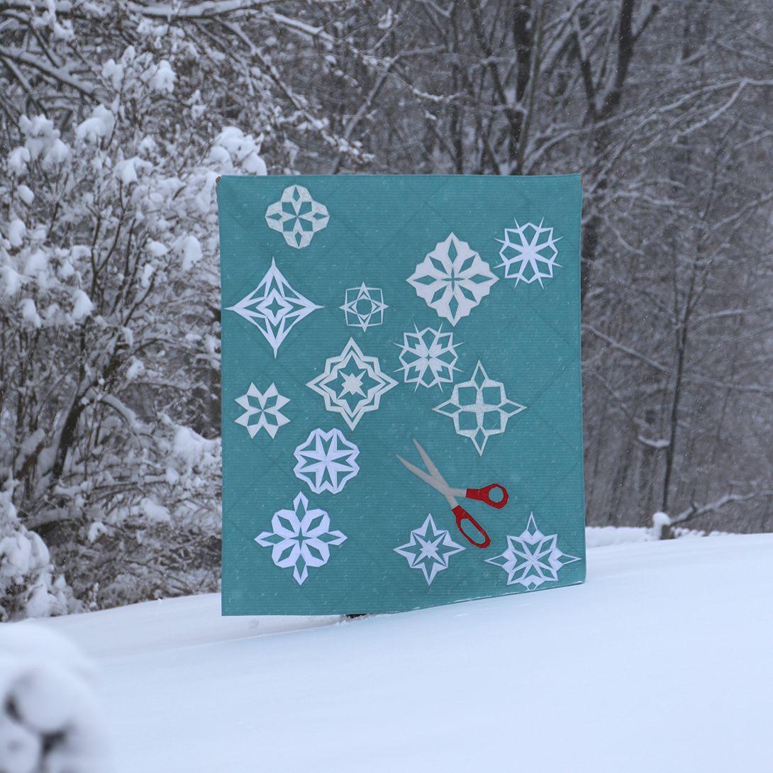 Pin On Snowflakes Snowmen
