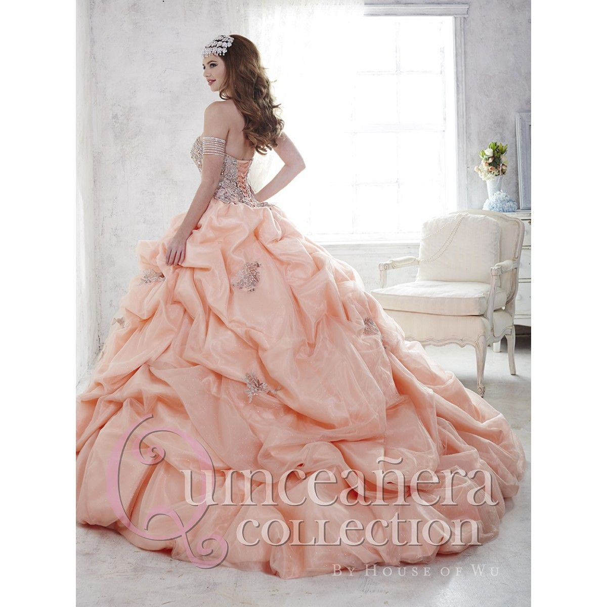 Quinceanera Collection Style 26812 - Quinceanera Collection ...