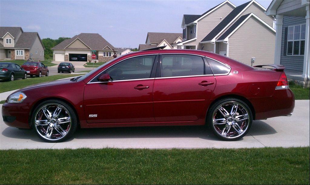 2007 Impala Ss On 22s
