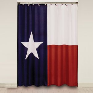 Mainstays Texas Shower Curtain And Hook Set Texas Shower Curtain