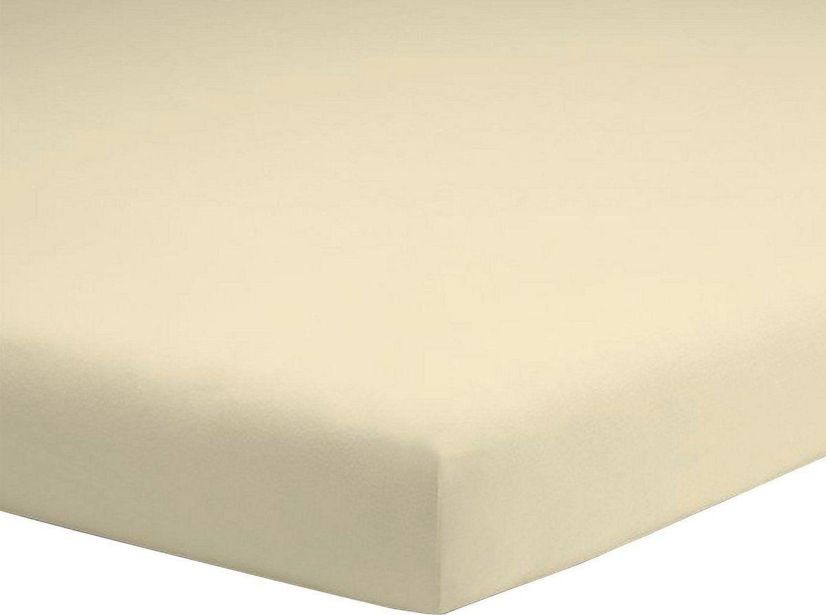 Spannbettlaken Flausch Jersey Topper Sehr Warmend Products