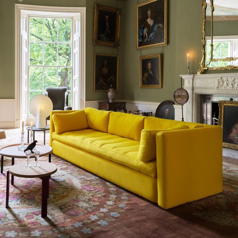 hackney sofawrong for hay & stanley stoolsfaudet harrison