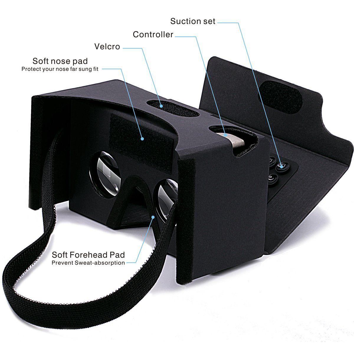 Google CardboardGANA 3D VR Headset Virtual Reality DIY