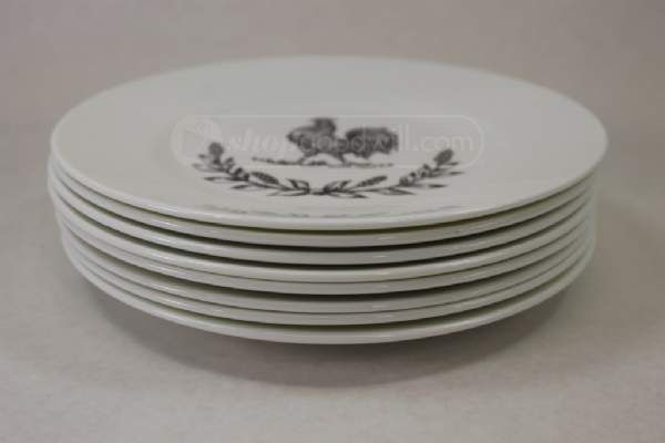 rooster plates - Wedgewood