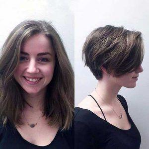 Schicke kurze Frisuren und Schnitte » Frisuren 2020 Neue Frisuren und Haarfarben