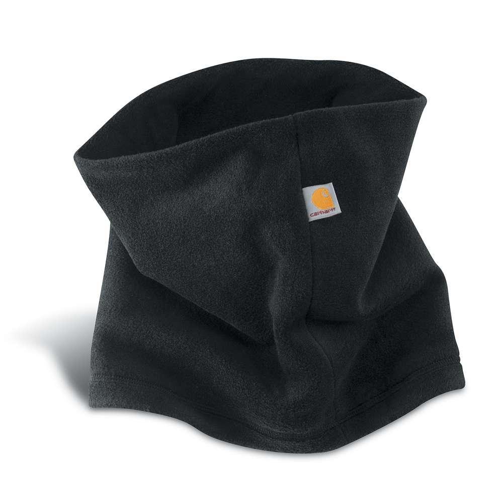 Carhartt Men s OFA Black Polyester Spandex Neck Gaiter Headwear ... a8dbf8b8dff