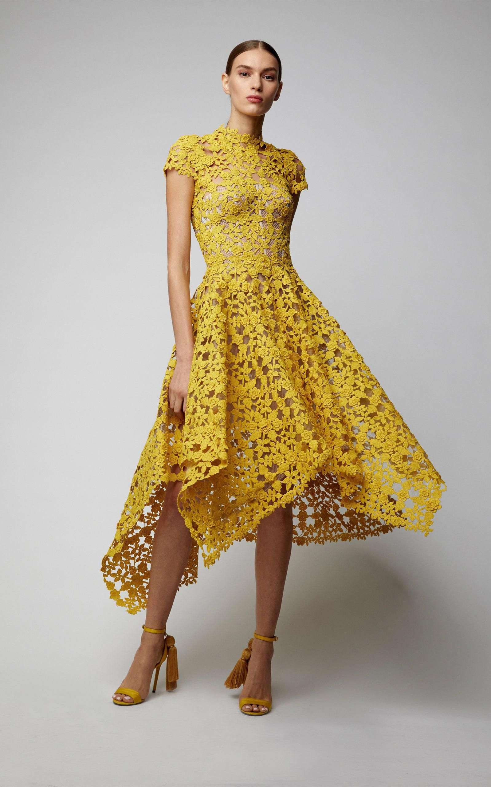 20++ Canary yellow lace dress ideas in 2021