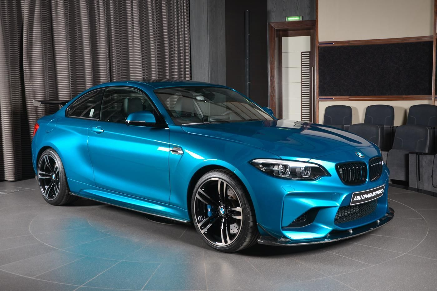 Bmw M2 Looks The Part With Bolder Aero Kit In 2020 Bmw M2 Bmw Luxury Cars