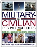 Cover image for Military-to-civilian resumes and letters