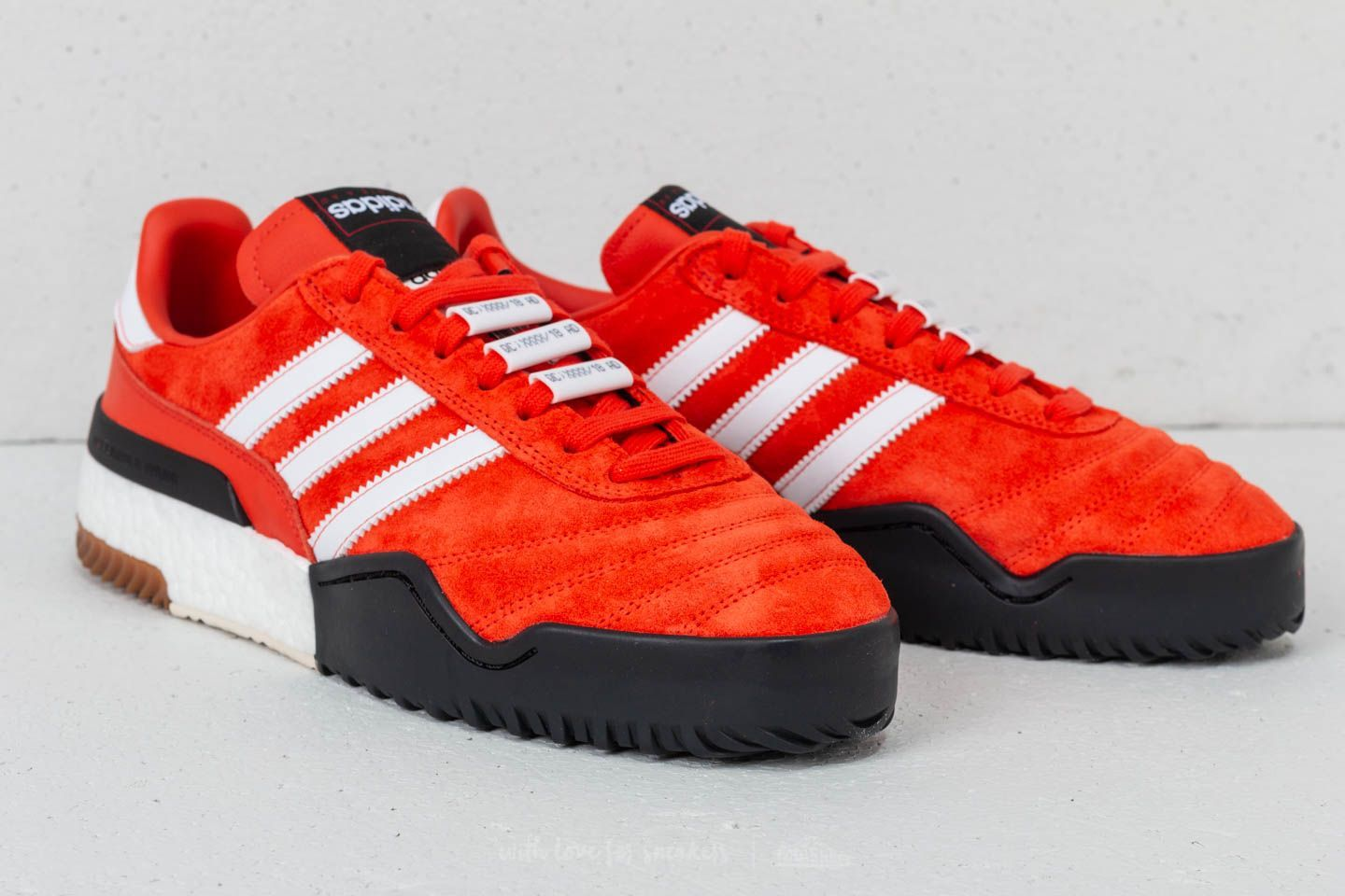 adidas Adidas x Alexander Wang Bball Soccer Bold Orange/ Ftw White/ Core Black MBxcdit