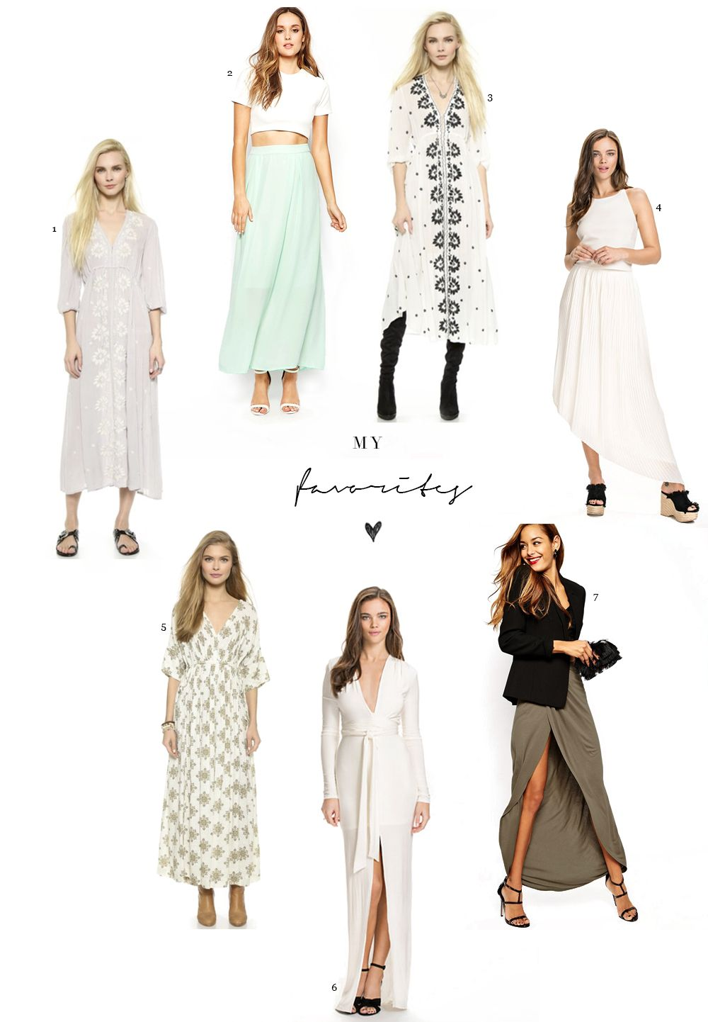 The Maxi Guide • CathInTheCity