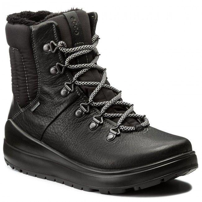 Členková obuv ECCO - Noyce GORE-TEX 83462351052 Black Black  c3305fc9302