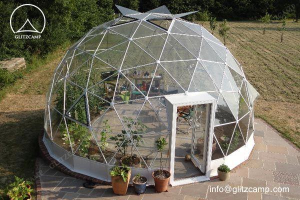 Glass Greenhouse - Elegant u0026 Unique. //.gl&ing-tent & Glass Greenhouse - Elegant u0026 Unique. http://www.glamping-tent.com ...