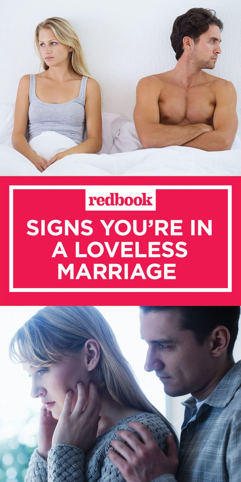 17 Signs Youre In an Unhappy — Or Loveless — Marriage forecasting